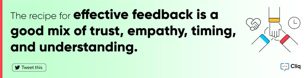 effektivt feedback crmzone zoho cliq